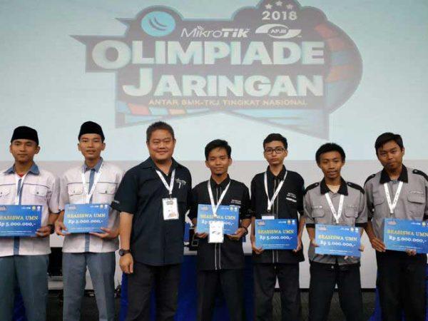 Olimpiade Mikrotik Regional Jabodetabek 2018