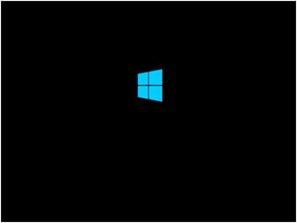 Tampilan Awal Install Windows 8