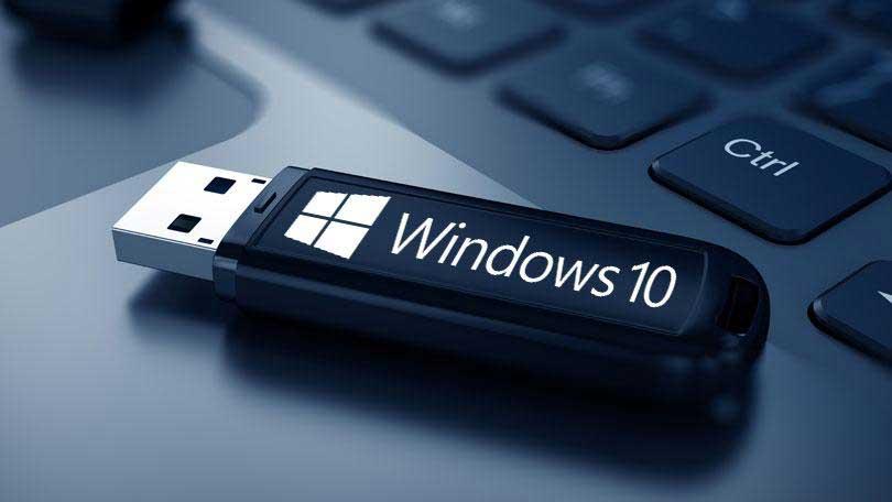 Cara Mudah Bikin Bootable USB Windows Tanpa Aplikasi Tambahan